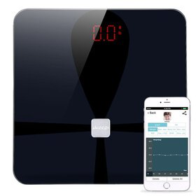 Body Fat Scale, Smart Wireless Digital Bathroom We