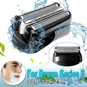Shavers Replacement Foil Head For Braun 32B 32S 21