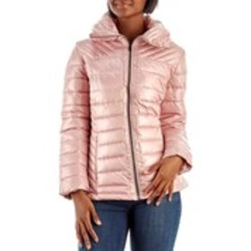 BIG CHILL Quilted Jacket with Stand Collar