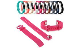 Replacement Silicone Soft Sports Watch Band Strap
