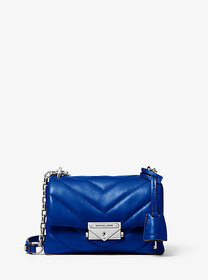 [object Object] Cece Extra-Small Quilted Leather C
