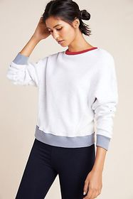 Anthropologie Sundry Colorblocked Pullover