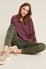 Anthropologie Free People Movement Roll Out Leggin