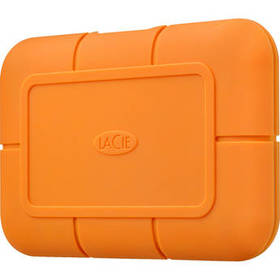 LaCie 1TB Rugged USB 3.1 Type-C External SSD