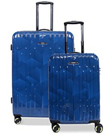 CLOSEOUT! Rain Hardside Expandable Spinner Luggage