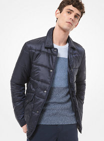 [object Object] Quilted Taffeta Puffer Jacket