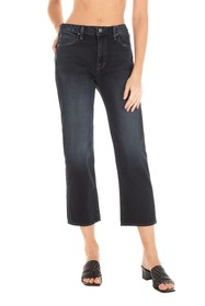 FIDELITY DENIM Taylor High Rise Cropped Straight L