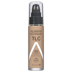 Almay TLC Truly Lasting Color 16 Hour Liquid Makeu