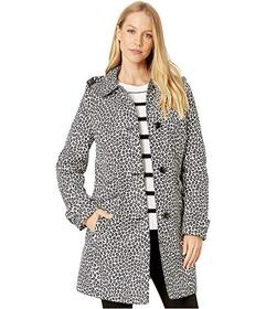 Kate Spade New York Cotton Blend Trench Coat