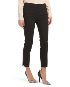 MASSIMO FABRO Classic Fit Pull On Pants