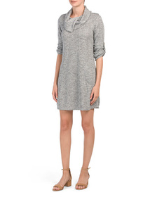 MAX STUDIO Knit French Terry Dress