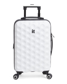 IT LUGGAGE WORLDS LIGHTEST 21in Hardside Bubble Sp