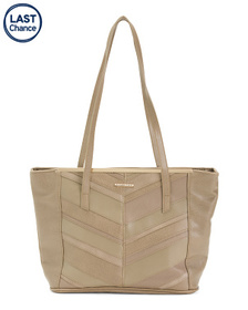 RAMPAGE Patchwork Tote