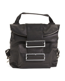 AMERILEATHER Rococo Leather Backpack