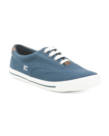 KENNETH COLE REACTION Canvas Sneakers (Little Kid,