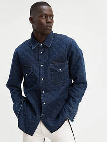 Levi's Quilted Western Shirt