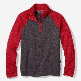 Boys' Radiator Fleece 1/4-Zip