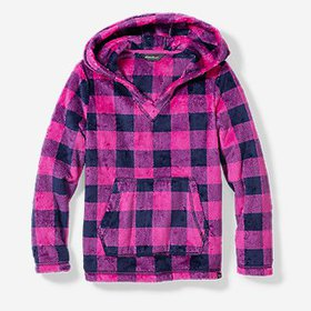 Girls' Quest Plush Fleece Hoodie
