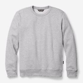Boys' Camp Fleece Crewneck Sweatshirt