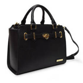 Adrienne Vittadini Jane Pebble Handle Satchel