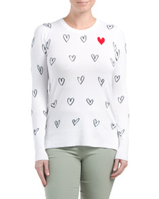 MARLED Little Hearts Sweater
