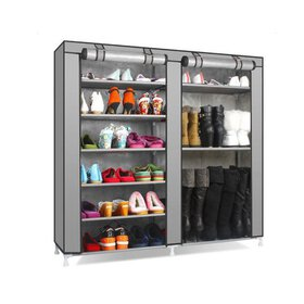 Zimtown High Quality Shoe Rack Shelf Portable Stor