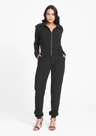 Tall Zipper Front Jumpsuit