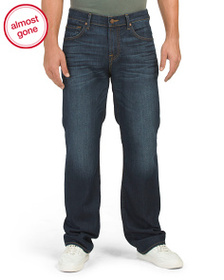 7 FOR ALL MANKIND Austyn Luxe Relaxed Straight Jea