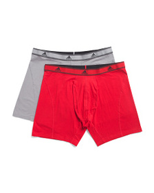 reveal designer 2pk Relaxed Performance Boxer Brie