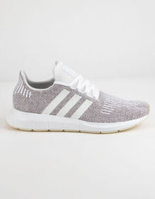 ADIDAS Swift Run Light Gray Shoes_