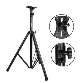 Universal Speaker Stand Tripod (Adjustable / Corro