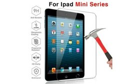 Tempered Glass Premium Screen Protector for iPad M