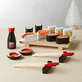 Crate Barrel Hape Sushi Selection Play Food Set