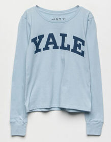 HOLD THIS Yale Girls Tee_