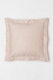 CLASSIC COLLECTION Quilted Cushion Cover