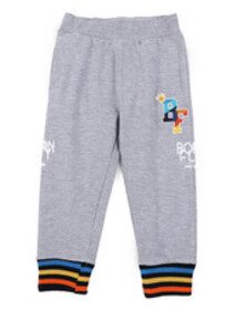 Born Fly 280 gsm cotton loopback sweatpants (2t-4t