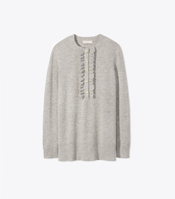 Tory Burch emily cashmere sweater main