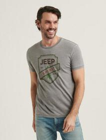 Lucky Brand Jeep Forest Tee