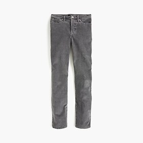J. Crew Vintage straight pant in garment-dyed cord
