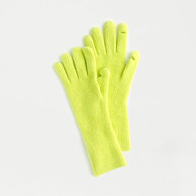 J. Crew Ribbed texting gloves in supersoft yarn