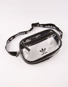 ADIDAS Clear Black Fanny Pack_