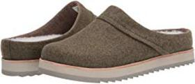 Merrell Merrell - Juno Clog Wool. Color Olive. On
