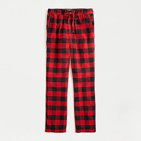 J. Crew Flannel lounge pant in buffalo check