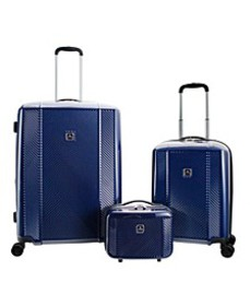 Spectrum 3-Pc. Hardside Luggage Set, Created for M