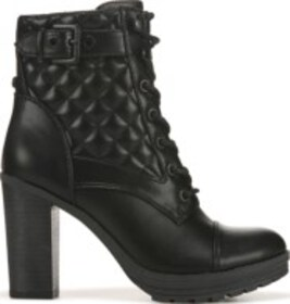 G BY GUESS Women's Gift Lace Up Bootie