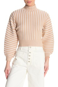 Free People Mad Chill Ribbed Knit Turtleneck