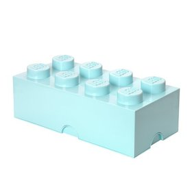 LEGO Storage 8 Brick Toy Box, Available in Multipl