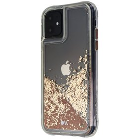 Case-Mate iPhone 11 Gold Waterfall Case