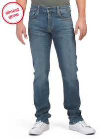 7 FOR ALL MANKIND Standard Classic Straight Leg Je