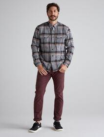 Lucky Brand Ls Redwood Workwear Shirt
